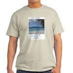 Life's a Beach Light T-Shirt