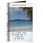 Life's a Beach Journal
