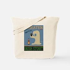 Wheaten Irish Stout Tote Bag