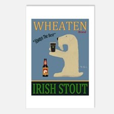 Wheaten Irish Stout Postcards (Package of 8)