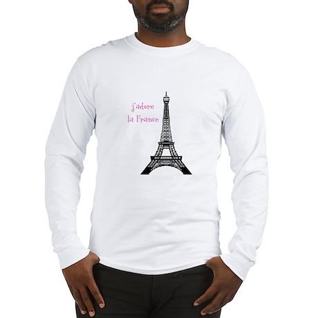j'adore Long Sleeve T-Shirt