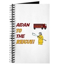 Aidan to the Rescue! Journal