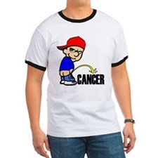 Piss On Cancer T