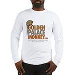 GoldenPalace.com Monkey Long Sleeve T-Shirt