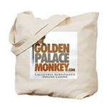 GoldenPalace.com Monkey Tote Bag