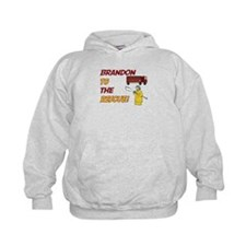 Brandon to the Rescue! Hoodie