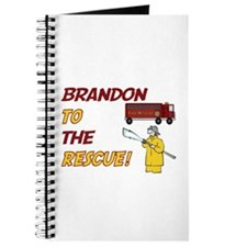 Brandon to the Rescue! Journal