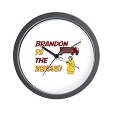 Brandon to the Rescue!  Wall Clock