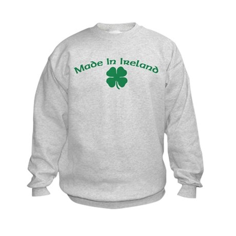 Made In Ireland Kids Sweatshirt