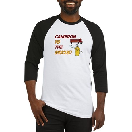Cameron to the Rescue! Baseball Jersey