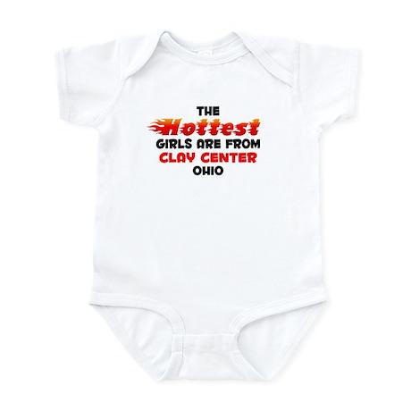Hot Girls: Clay Center, OH Infant Bodysuit
