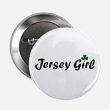 "Irish Jersey Girl 2.25"" Button"