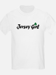 Irish Jersey Girl T-Shirt