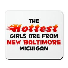 Hot Girls: New Baltimor, MI Mousepad