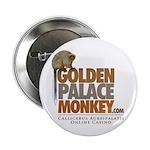 "GoldenPalace.com Monkey 2.25"" Button (100 pack)"