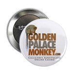 "GoldenPalace.com Monkey 2.25"" Button (10 pack)"