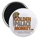 GoldenPalace.com Monkey Magnet
