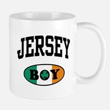 Irish Jersey Boy Mug