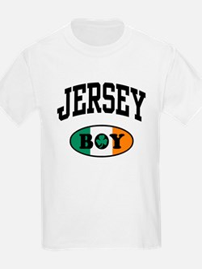 Irish Jersey Boy T-Shirt