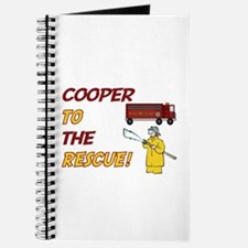 Cooper to the Rescue! Journal