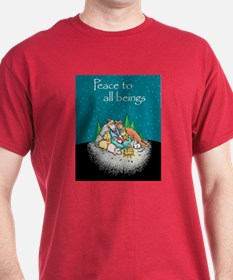Peace to All Beings T-Shirt