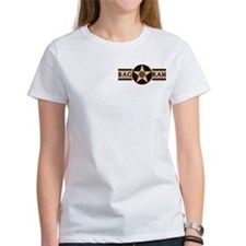 Bagram Air Base Womens T-Shirt