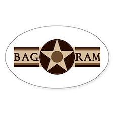 Bagram Air Base Oval Decal
