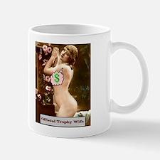 Nude Trophy Wife Mug