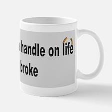 Handle on Life Mug