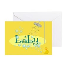 Baby Shower Invitation (Pk of 10)