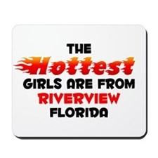 Hot Girls: Riverview, FL Mousepad