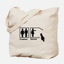 Women's Problem Solved Tote Bag