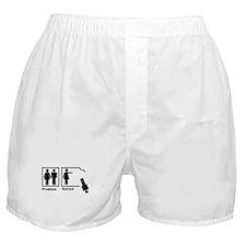 Women's Problem Solved Boxer Shorts
