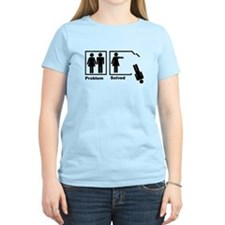 Women's Problem Solved T-Shirt