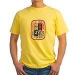 Riverside Paramedic Yellow T-Shirt