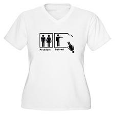 Man's Problem Solved T-Shirt