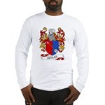 Cuyler Coat of Arms Long Sleeve T-Shirt