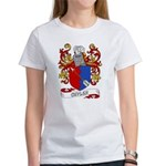 Cuyler Coat of Arms Women's T-Shirt