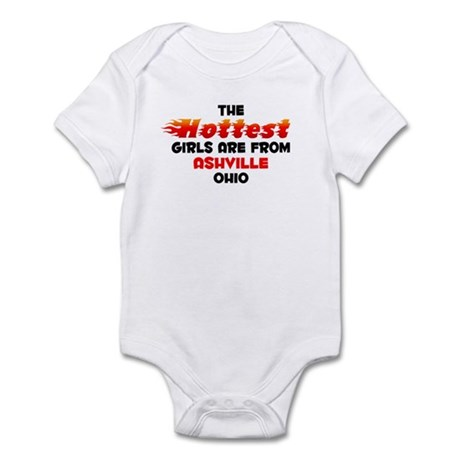 Hot Girls: Ashville, OH Infant Bodysuit