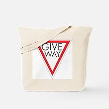 Give Way Tote Bag
