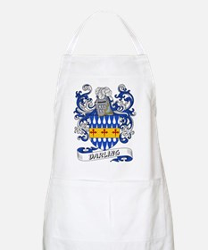 Darling Coat of Arms BBQ Apron