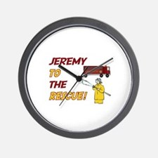 Jeremy to the Rescue!  Wall Clock