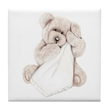 Sweetest Bear Tile Coaster