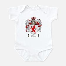 Russo Coat of Arms Infant Bodysuit