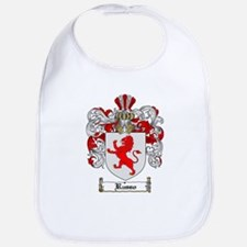 Russo Coat of Arms Bib