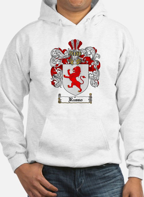 Russo Coat of Arms Hoodie