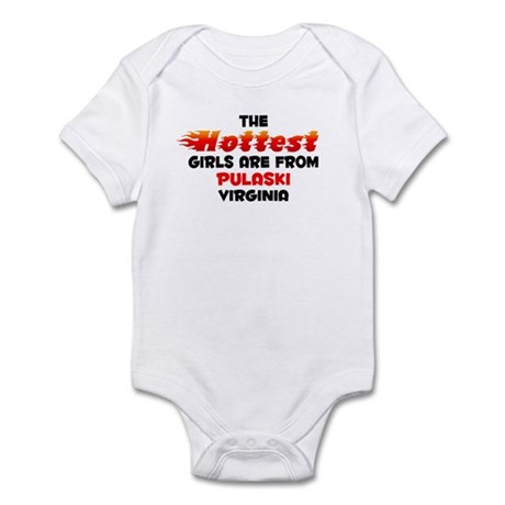 Hot Girls: Pulaski, VA Infant Bodysuit