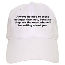 Cyril connolly quote Baseball Cap