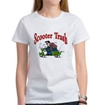 Scooter Trash Women's T-Shirt