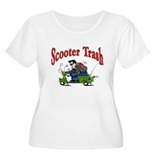 Scooter Trash T-Shirt